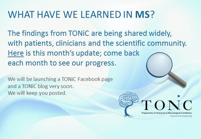 MS Research Update