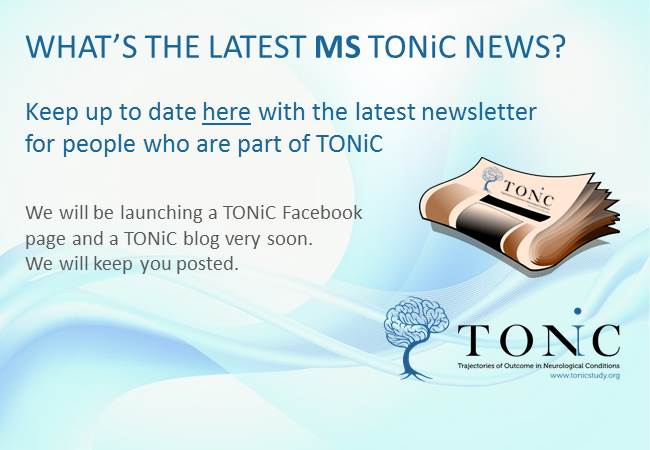 MS TONiC Newsletter